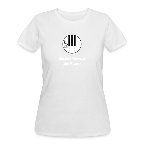 Anime Covers for Piano Women's - Women's 50/50 T-Shirt