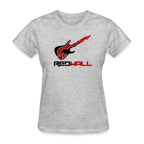 Ladies Redwall Logo Tee - Women's T-Shirt