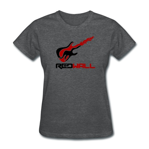 Ladies Redwall Logo Tee - Women's T-Shirt