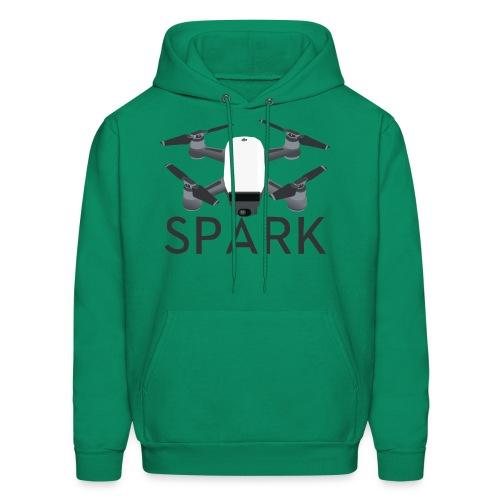 DJI Spark - Men's Hoodie