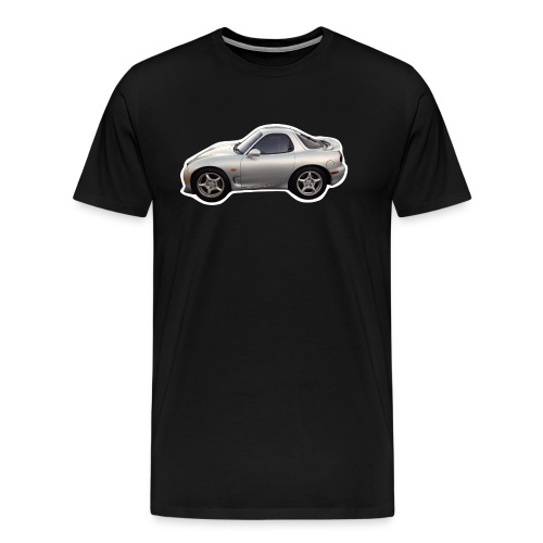 RX7 Rotary Rocket - Men's Premium T-Shirt