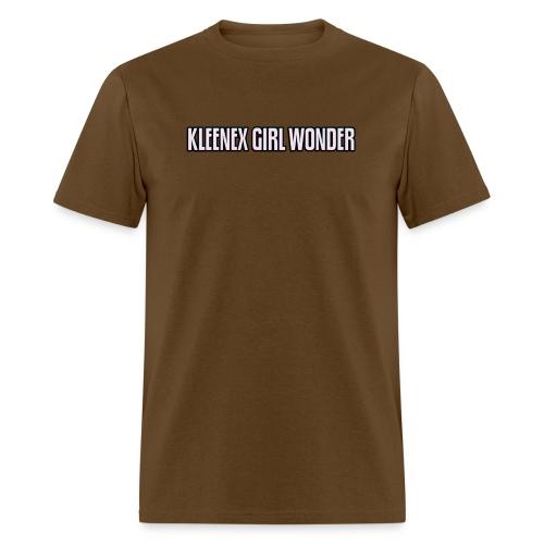 BrownCMKGW - Men's T-Shirt