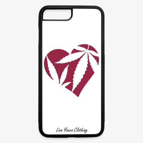 Love Papi (Fortune) Heavy-Duty iPhone 7 Case - iPhone 7 Plus/8 Plus Rubber Case