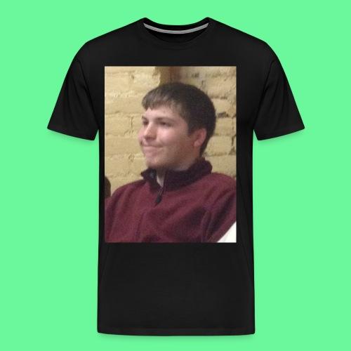 Druid Snowstorm Shirt Design 1 - Men's Premium T-Shirt