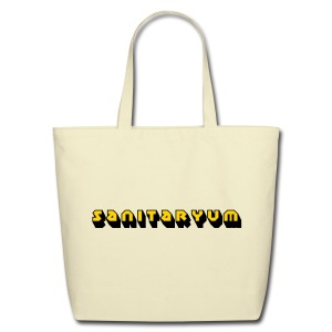 Sanitaryum Eco Tote Bag - Eco-Friendly Cotton Tote