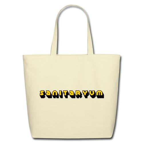Sanitaryum Eco Tote Bag - Eco-Friendly Cotton Tote