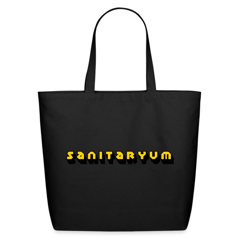 Sanitaryum Eco Tote Bag Tote Bag | Sanitaryum Shop