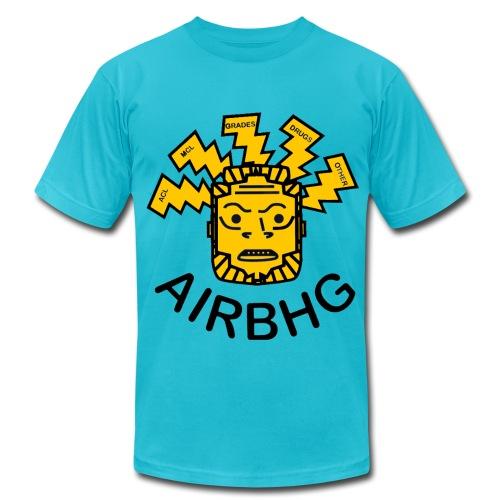 AIRBHG - Men's Fine Jersey T-Shirt
