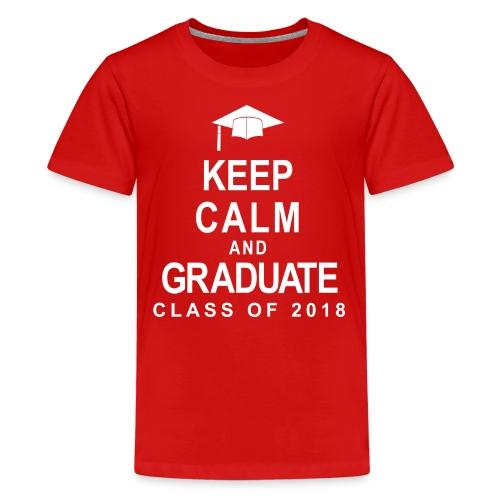 Class of 2018 - Kids' Premium T-Shirt