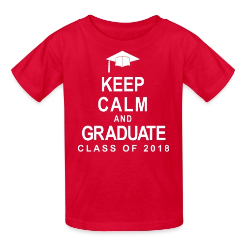 Class of 2018 - Kids' T-Shirt