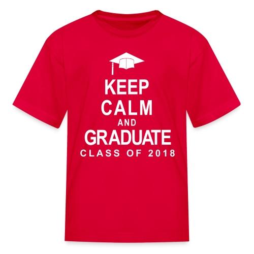 Class of 2018 - Kids' T-Shirt