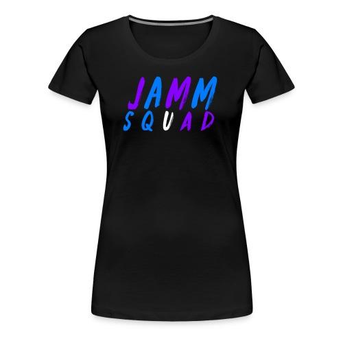 Jamm Squad Womens Tee - Women's Premium T-Shirt