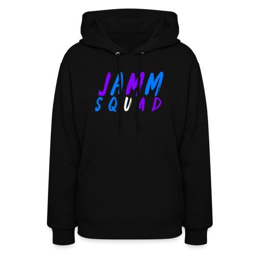 Jamm Squad Womens Hoodie - Women's Hoodie