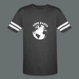 love earth - Vintage Sport T-Shirt