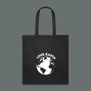 love earth - Tote Bag