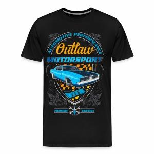 automotive shop dodge  - Men's Premium T-Shirt