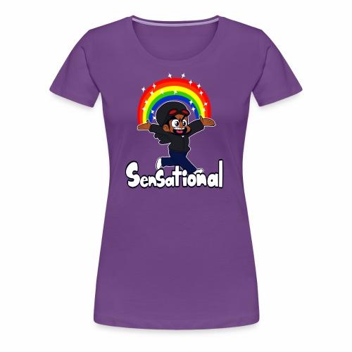 SENsational - Women's Premium T-Shirt