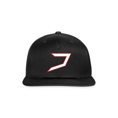 White/Red Jayzoh - Snap-back Baseball Cap