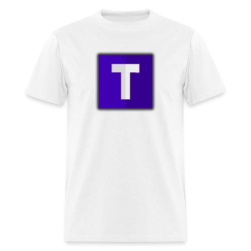 Men's Tshirt Purple Logo - Men's T-Shirt