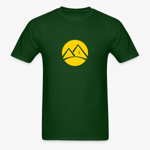 Mountain - Men's T-Shirt