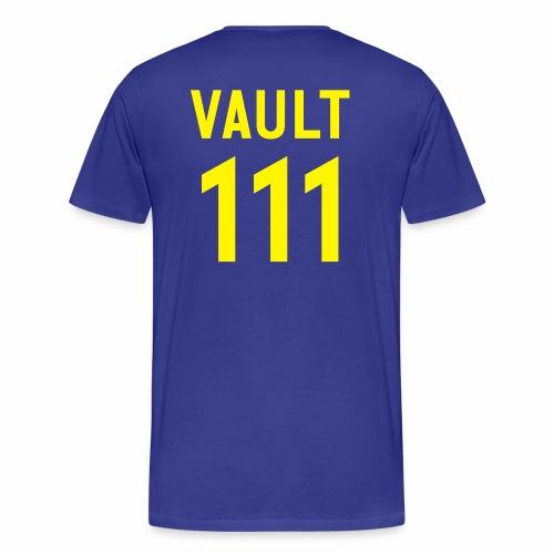 Vault 111 - Men's Premium T-Shirt