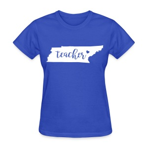 Tennessee teacher - Women's T-Shirt