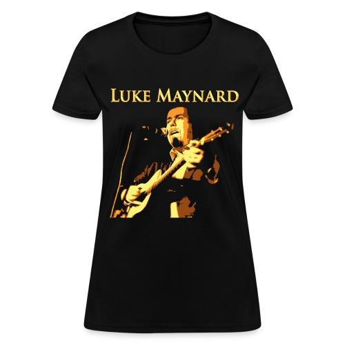 Luke Maynard Retro Band Tee - Women's - Women's T-Shirt