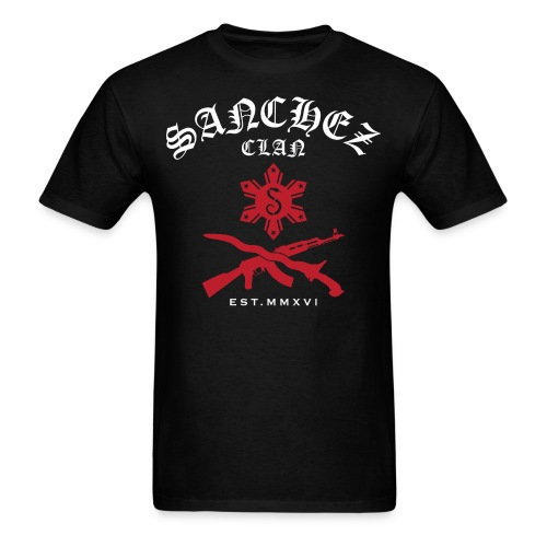 Classic Sanchez Clan T-Shirt - Men's T-Shirt