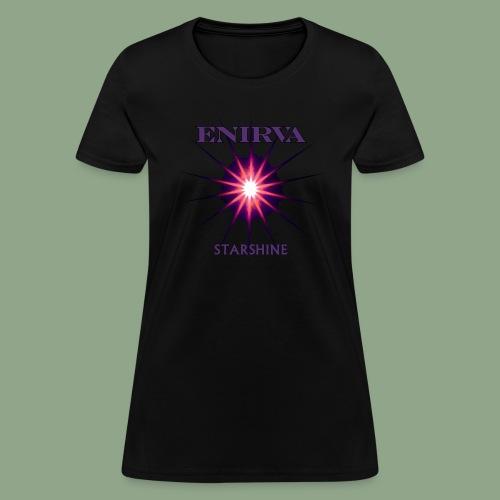 Enirva - Starshine T-Shirt (women's) - Women's T-Shirt