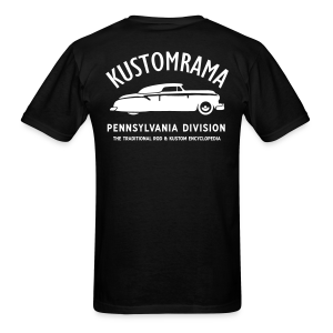 Kustomrama Pennsylvania Division - Men's T-Shirt