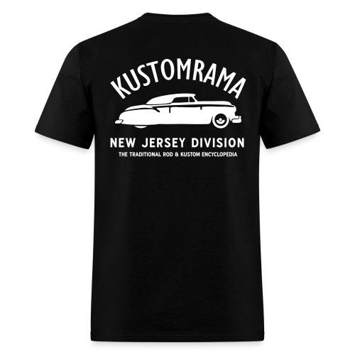 Kustomrama New Jersey Division - Men's T-Shirt