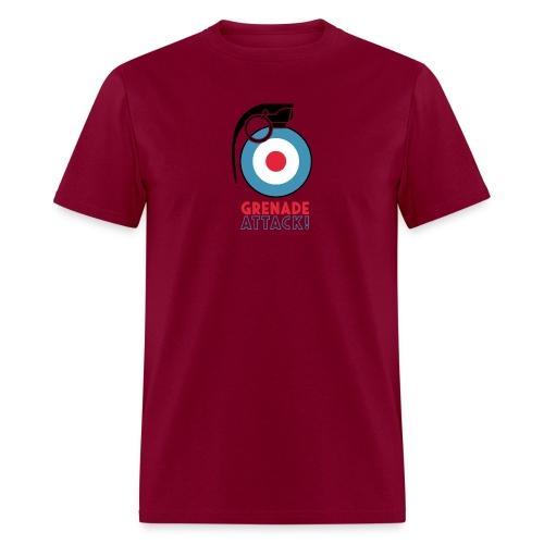 Graniteville Grenade Supporter - Men's T-Shirt