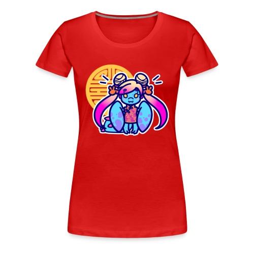 Shou Cteno - Women's Premium T-Shirt