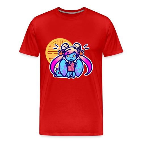 Shou Cteno - Men's Premium T-Shirt