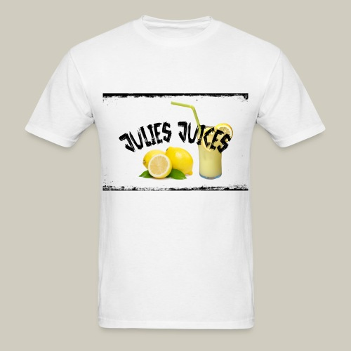 Mens Julies Juices T-shirt - Men's T-Shirt