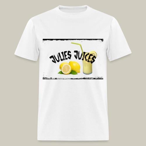 Mens Julies Juices T-shirt - Men's T-Shirt