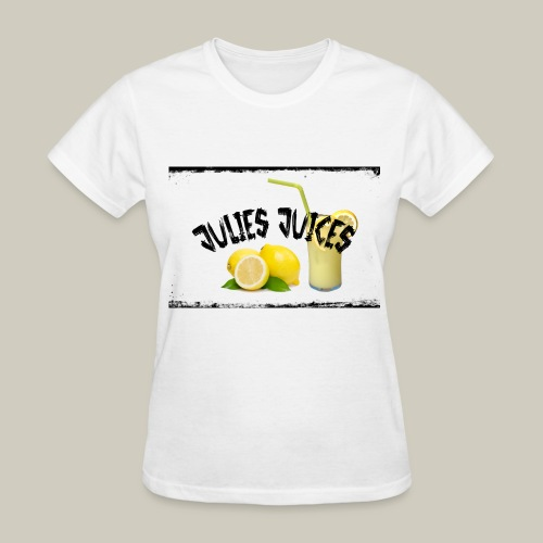 Womens Julies' Juices T-shirt - Women's T-Shirt
