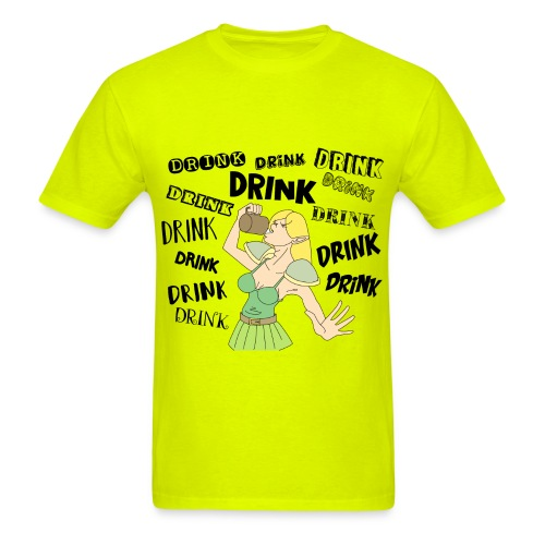 drink - Men's T-Shirt