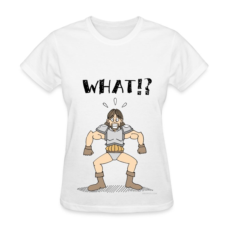 WHAT - Women's T-Shirt