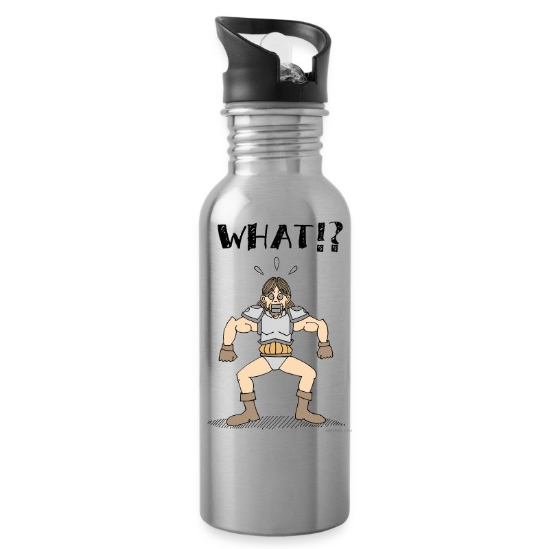 WHAT - Water Bottle