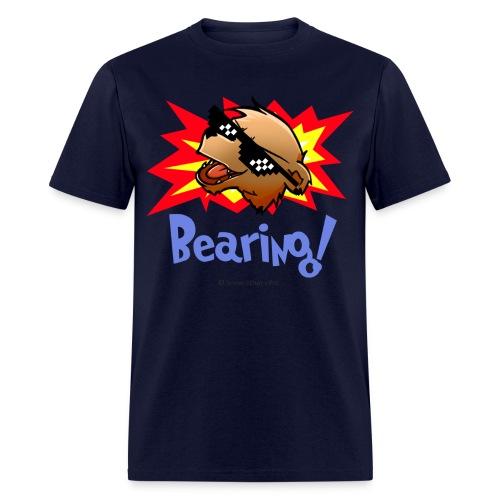 Bearing thuglife shades - Men's T-Shirt
