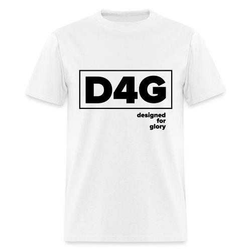 D4G - designed for glory - Men's T-Shirt