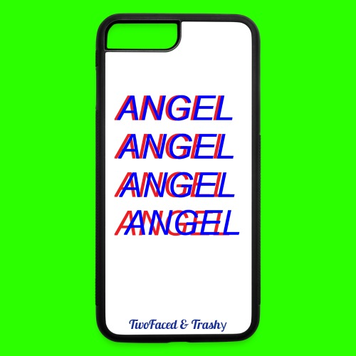 angel rubber iphone 7 plus case - iPhone 7 Plus/8 Plus Rubber Case