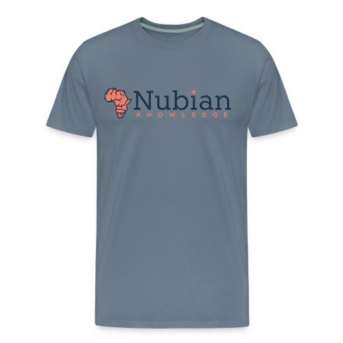 Nubian Knowledge - Men's Premium T-Shirt