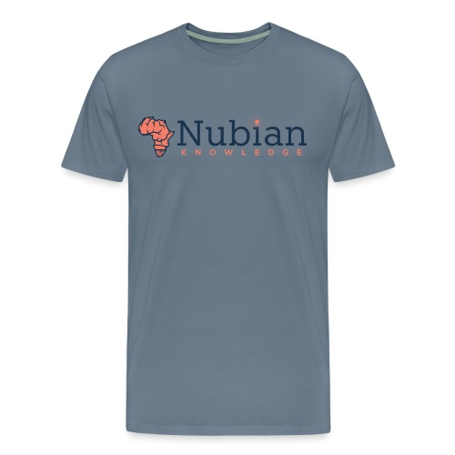 Nubian Knowledge - Men's Premium T-Shirt