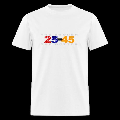 25 45 - Men's T-Shirt