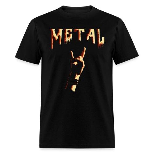 Horns - Men's T-Shirt