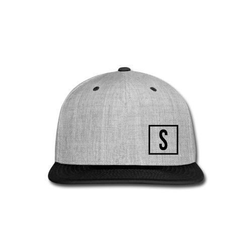 SuperSimStore S Snapback - Snap-back Baseball Cap