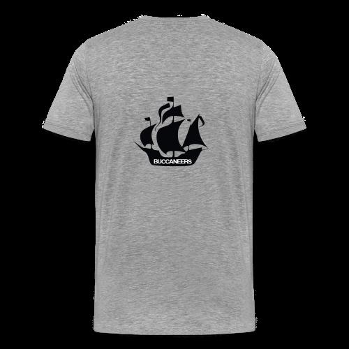 Mitchell Buchan Buccaneers T-Shirt - Men's Premium T-Shirt