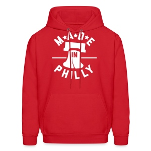 Made In Philly - Men's Hoodie